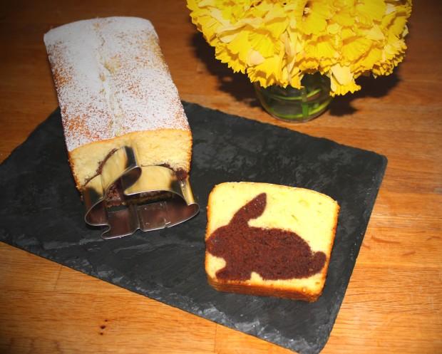 Cake magique de Pâques
